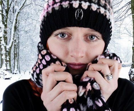 stylizacje zimowe