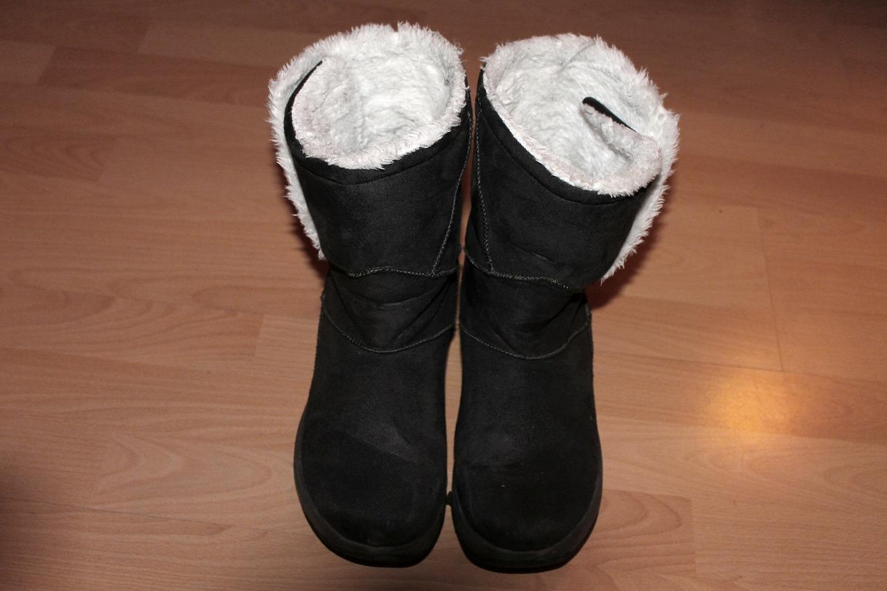 buty zimowe