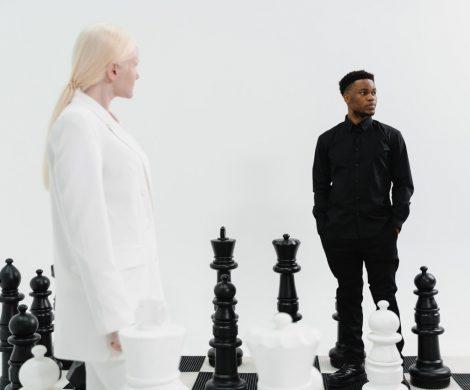 szachy ludzkie